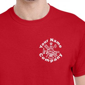 Personalized Hook and Ladder T-Shirt